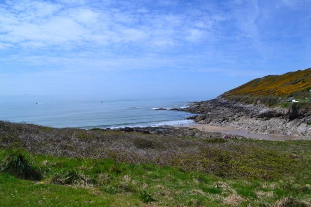 Bracelet Bay, Gower