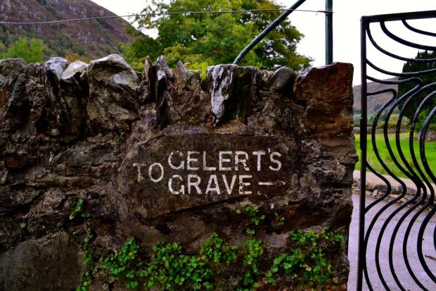 The legend of Gelert