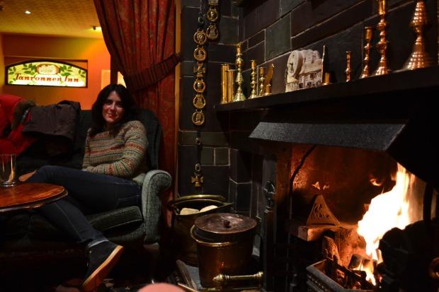 Tanronnen Inn, Beddgelert - the perfect place for a pint.