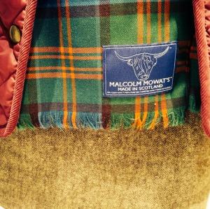 Malcolm Mowat's: handmade in Scotland.