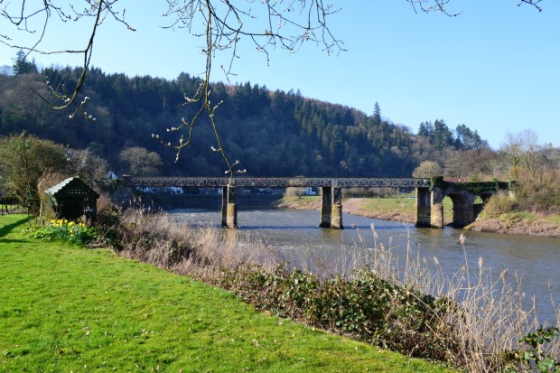 Views over the River Wye