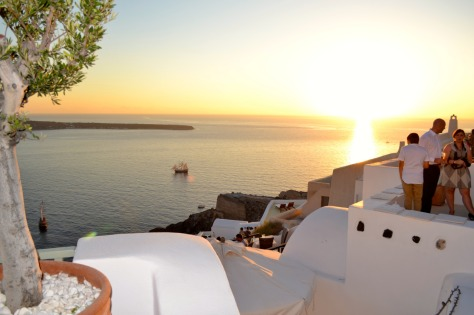 Wedding in Oia