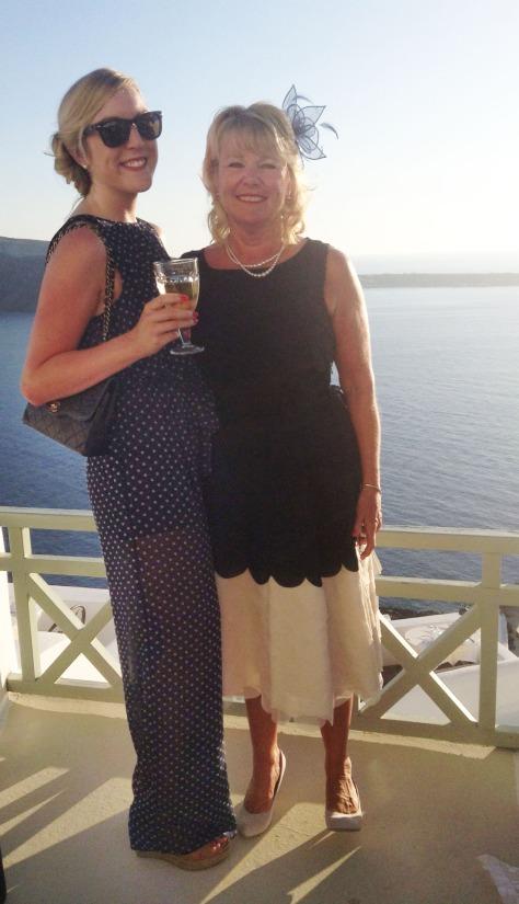 British Prep - Santorini